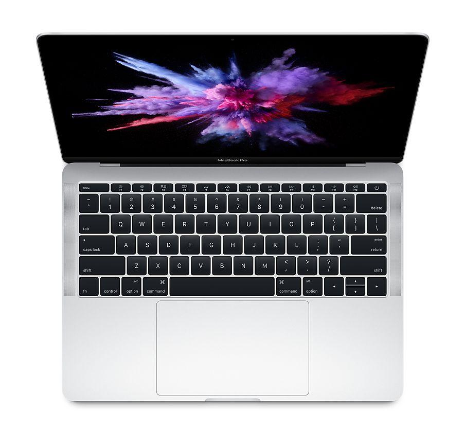 MacBook Pro 13-inch: 2.0GHz dual-core Intel Core i5, 256GB - Silver | Tradeline Egypt Apple