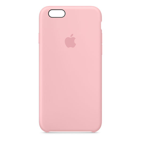 Apple iPhone 6/6s Silicone Case Pink