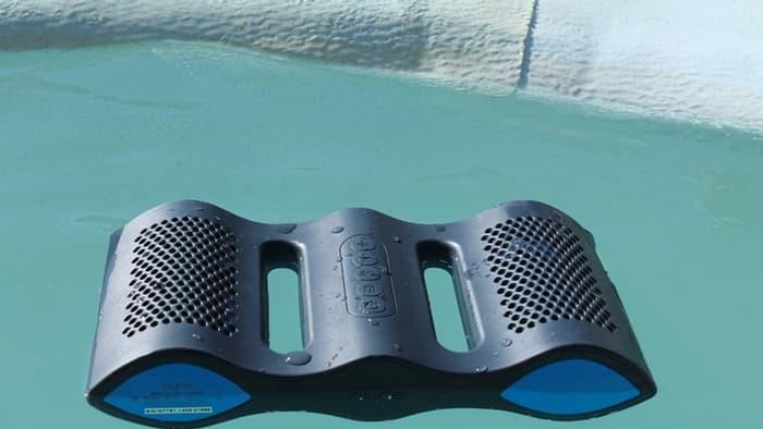 Nyne Aqua Floating Speaker Gray