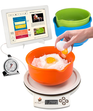 Perfect Bake App-Controlled Smart Baking