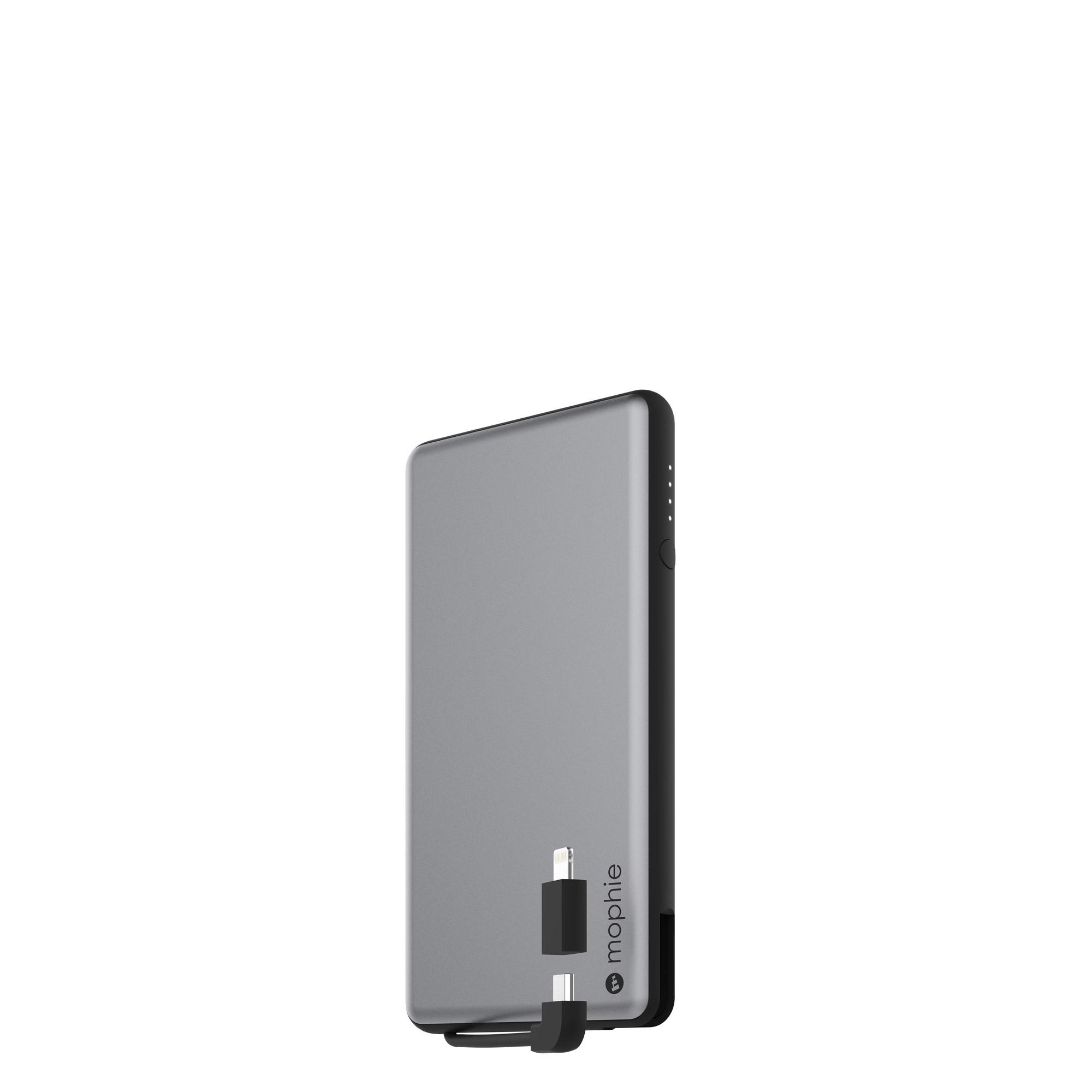 Mophie Powerstation Plus 6000 mAh Space Gray/Black