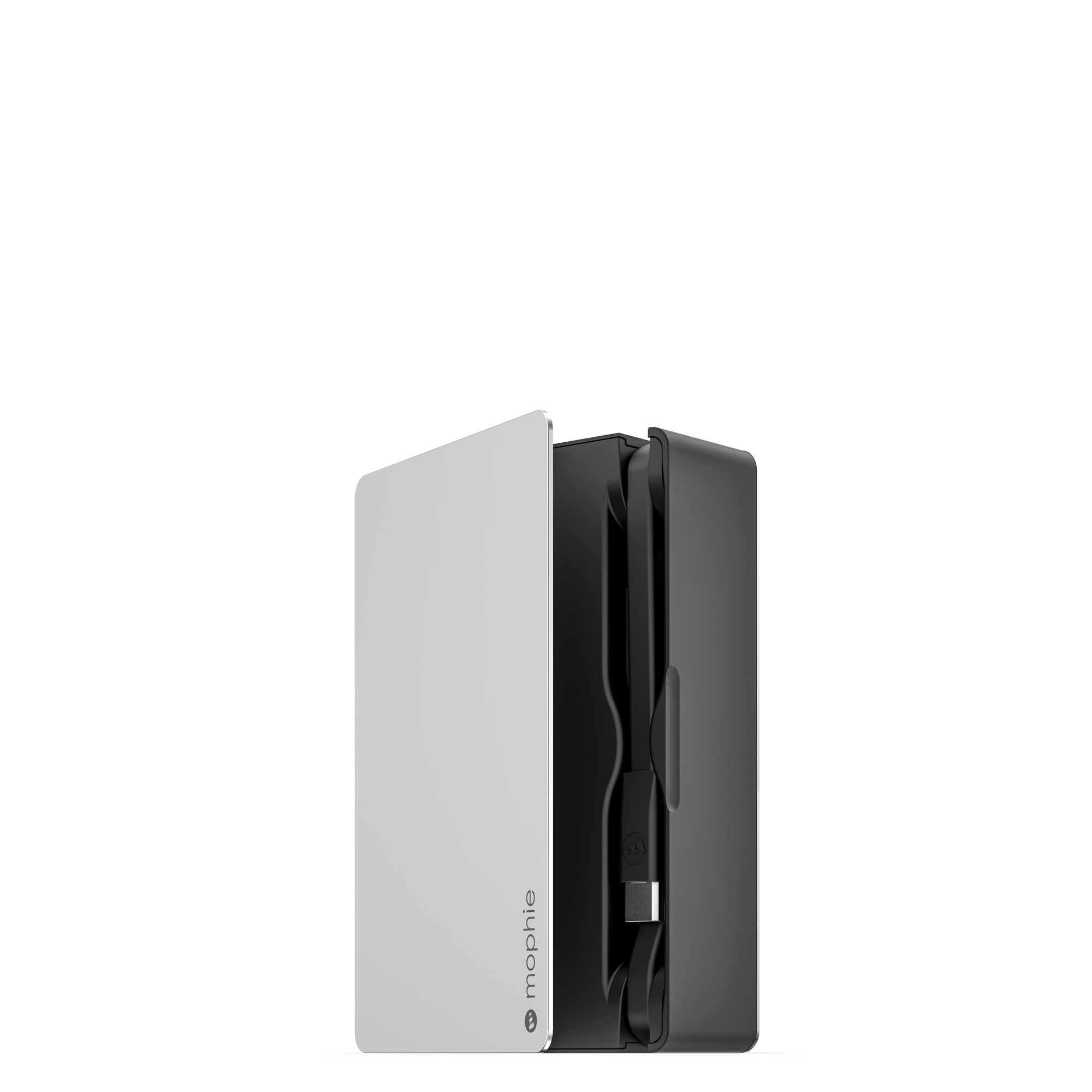 Mophie Powerstation Plus 8X 12000 mAh Silver/Black