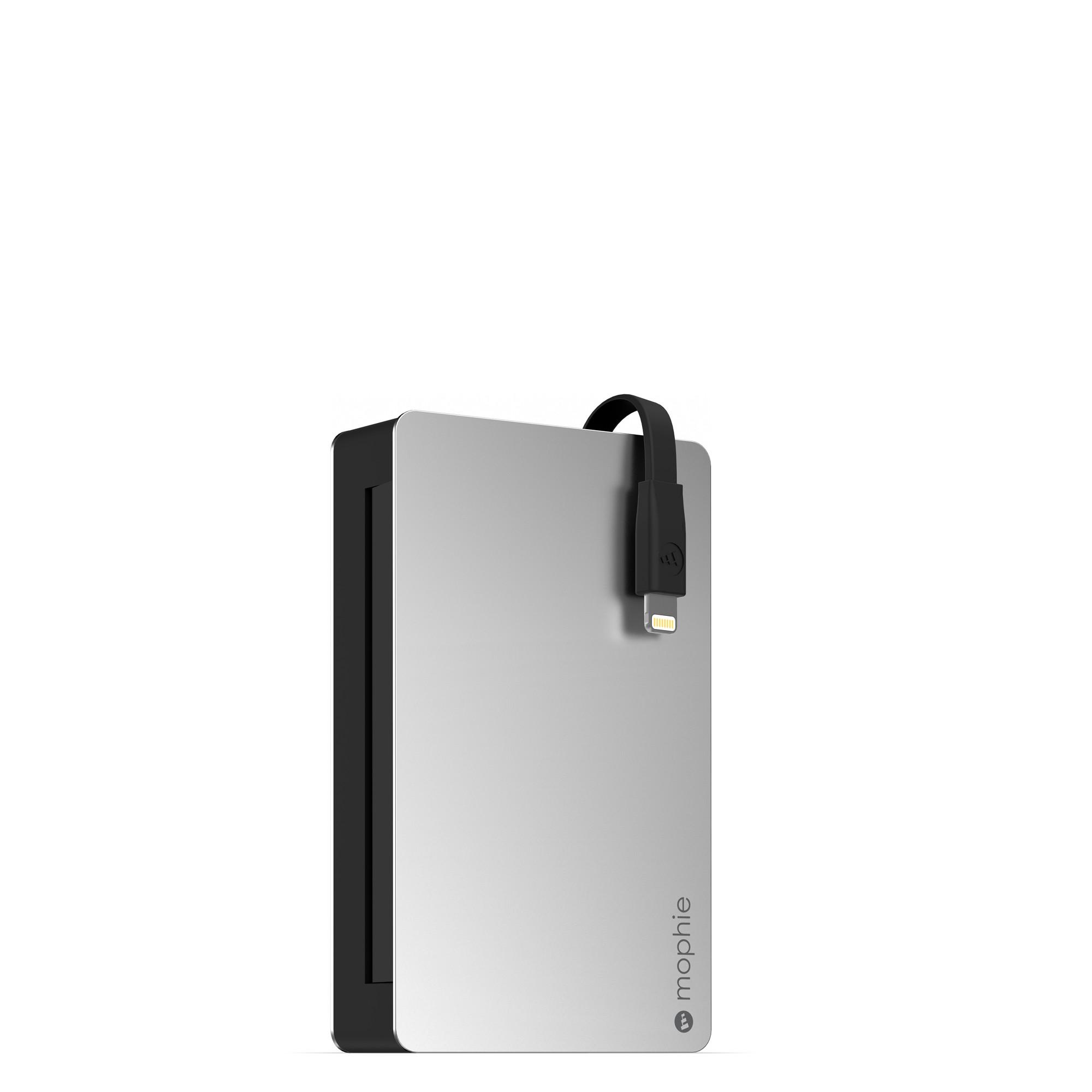 Mophie Powerstation Plus 4X 7000 mAh Silver/Black
