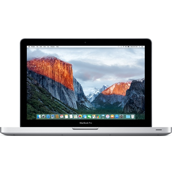 MacBook Pro 13-inch dual-core i5 2.5GHz/4GB/500GB/Intel Graphics HD 4000