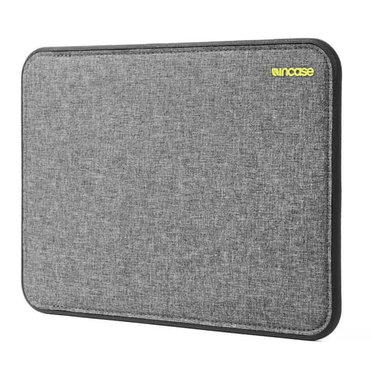 "Incase ICON Sleeve with TENSAERLITE for MB 12"" - Heather Gray / Black"