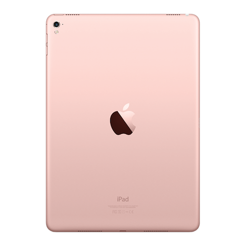 "iPad Pro 9.7"" 32GB Wi-Fi Cell Rose Gold"